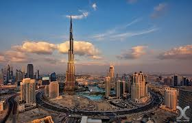 World's Tallest Tower - Burj Khalifa