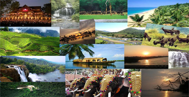 Kerala Tourism Attractions and Places to Visit in Kerala