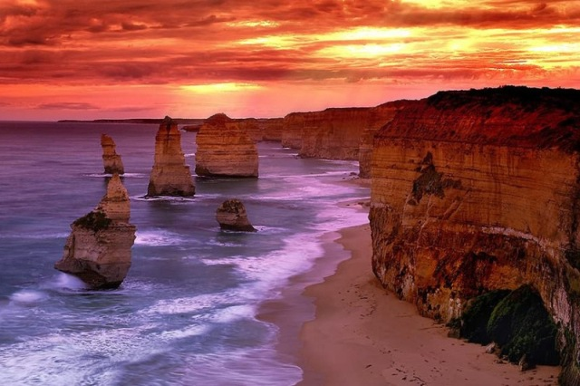 Twelve Apostles, Great Ocean Road and Region, Victoria, Australia