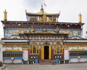 Ghoom monastry Darjeeling