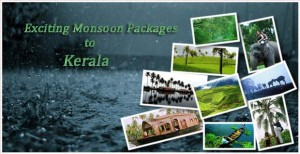Kerala Monsoon Tour Packages at Low Rates