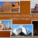 Golden Triangle Tour Package – Delhi-Jaipur-Agra