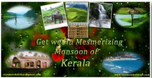 Kerala Magical Monsoon Tour Packages