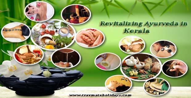 Kerala Tourism - Ayurveda Packages
