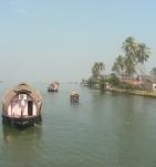 Cochin Munnar Alleppey Thekkady